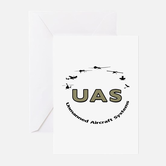 UAS Greeting Cards (Pk of 20)