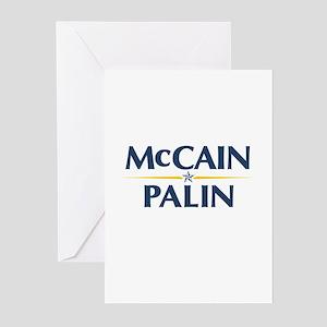 McCain Palin Greeting Cards (Pk of 10)
