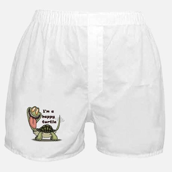 Cute Pet turtle Boxer Shorts