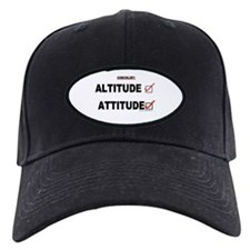 *New Design* Attitude-Check! Black Cap