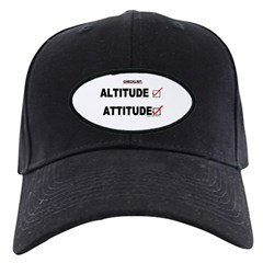 *New Design* Attitude-Check! Baseball Hat