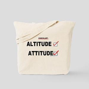 *New Design* Attitude-Check! Tote Bag