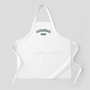 Savannah Est 1733 BBQ Apron