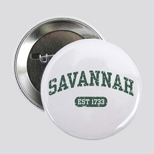 "Savannah Est 1733 2.25"" Button"