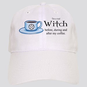 Coffee Witch Cap