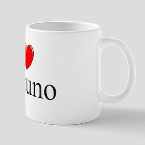 """""""I Love (Heart) Nettuno"""" Mug"""