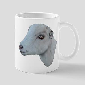 LaMancha Goat Portrait Mug