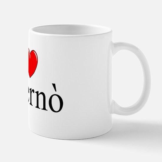 """I Love (Heart) Paterno"" Mug"