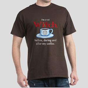 Coffee Witch Dark T-Shirt