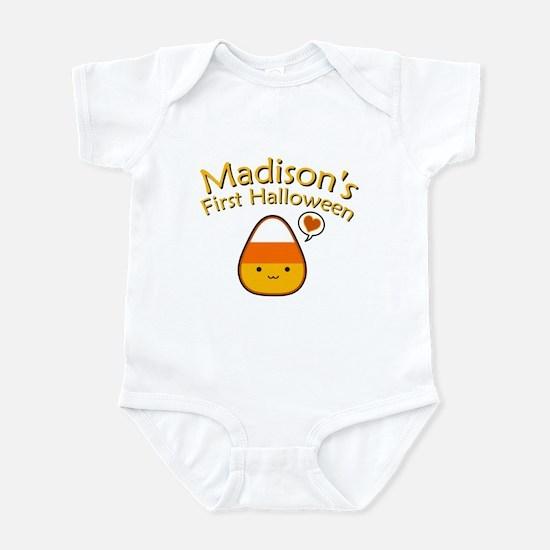Madison's First Halloween Infant Bodysuit