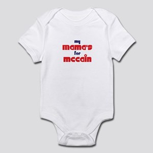 My Mama's for Mccain Infant Bodysuit