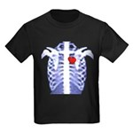 Skelaton Kids Dark T-Shirt