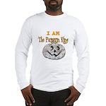 Jack the Pumpkin King Long Sleeve T-Shirt