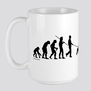 Schnauzer Evolution Large Mug