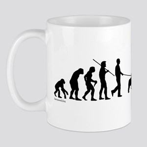 Newfie Evolution Mug