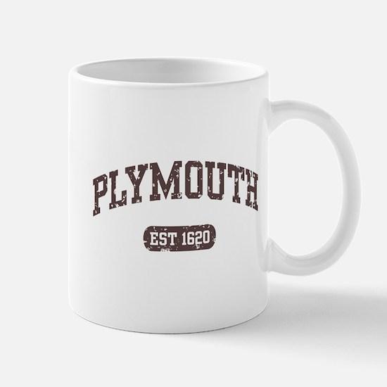 Plymouth Est 1620 Mug
