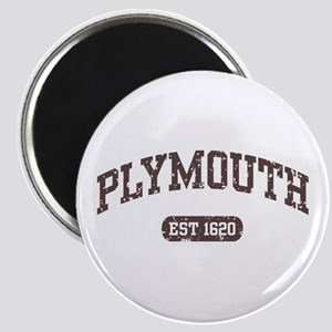 Plymouth Est 1620 Magnet