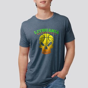 Lithuania Basketball T-Shirt
