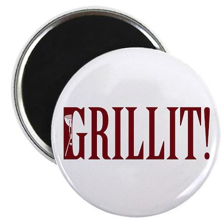 Grillit! Magnet