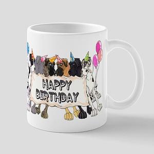 N6 Happy Bday Mug