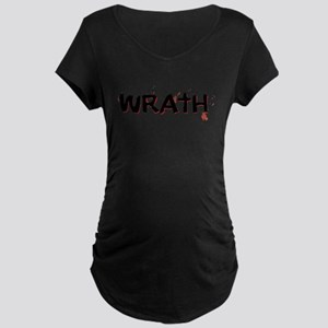 Wrath Maternity Dark T-Shirt