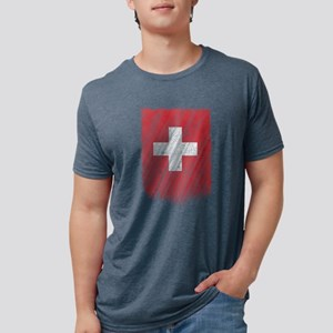 Swiss Flag Shirt Switzerland Flag T shirt T-Shirt