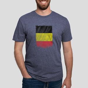 Belgian Flag Shirt Belgium Flag T shirt Wa T-Shirt