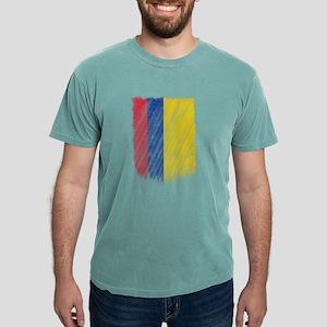 Colombian Flag Shirt Colombia Flag T shirt T-Shirt