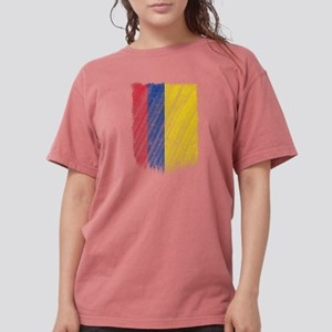 Colombian Flag Shirt Colombia Flag T shirt T-Shirt