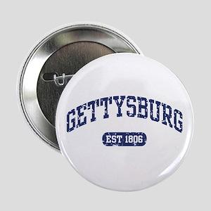 """Gettysburg Est 1806 2.25"""" Button"""