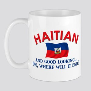 Good Looking Haitian Mug