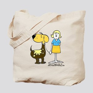 """MY FRIEND"" Tote Bag"