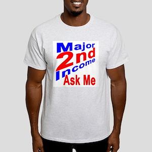 MLM prospecting Ash Grey T-Shirt