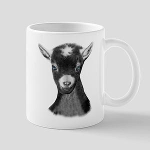Pygora Goat Portrait Mug