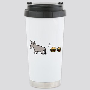 Assburgers Stainless Steel Travel Mug