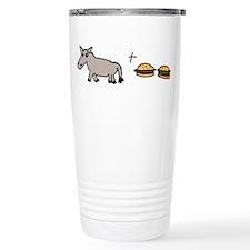 Assburgers Stainless Steel Travel Mug