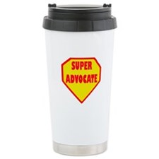 Super Advocate Stainless Steel Travel Mug