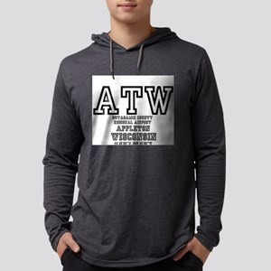 AIRPORT CODES - ATW - OUTAGAMI Long Sleeve T-Shirt