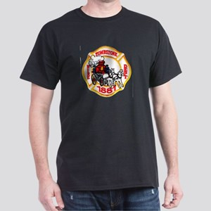 Tombstone Fire Department Dark T-Shirt