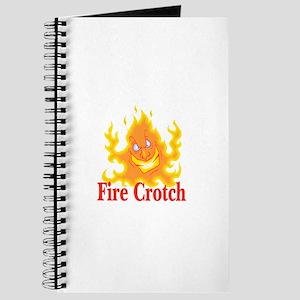 Fire Crotch Journal