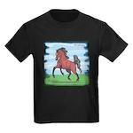 Arabian Spirit Kids Dark T-Shirt