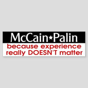 MP Experience Bumper Sticker