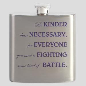 BE KINDER Flask