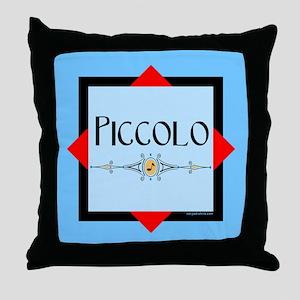 Piccolo Throw Pillow