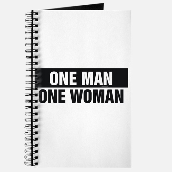 One Man One Woman Journal