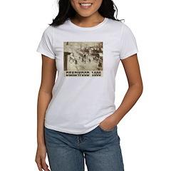 Deadwood Celebration Women's T-Shirt