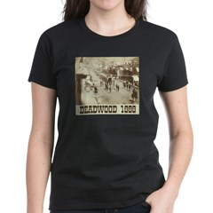 Deadwood Celebration Women's Dark T-Shirt