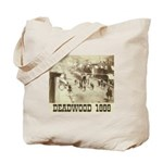 Deadwood Celebration Tote Bag