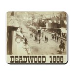Deadwood Celebration Mousepad