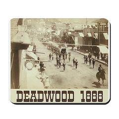Deadwood Celebration Mousepad